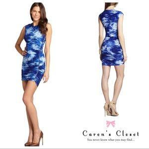 New Listing! BCBGMaxAzria Blue Dell Dress
